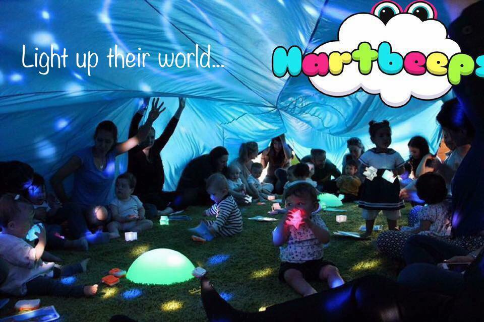 Hartbeeps - a magical world for you and your child!