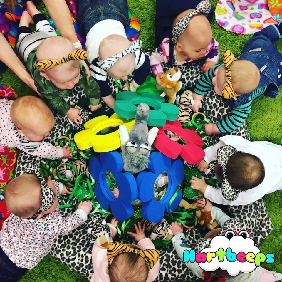 East Surrey & West Sussex Baby Classes & Toddler Classes