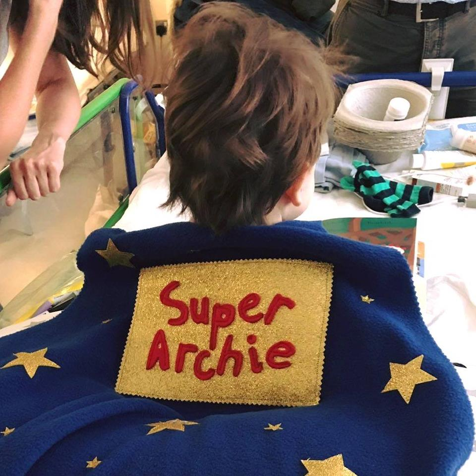 Super Archie's Army