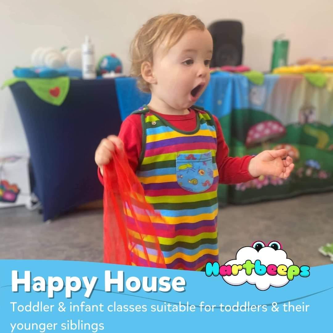 Happy house juniors