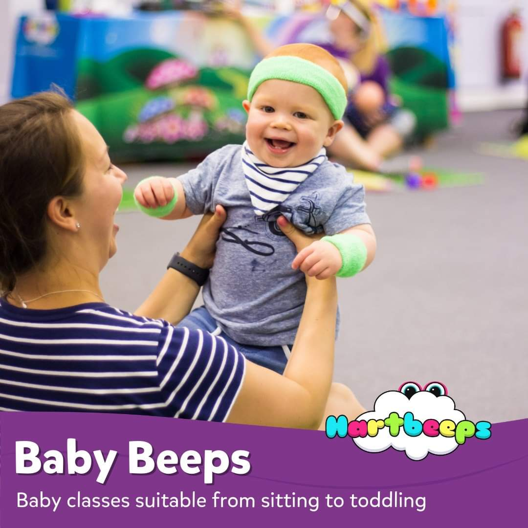 Baby beeps